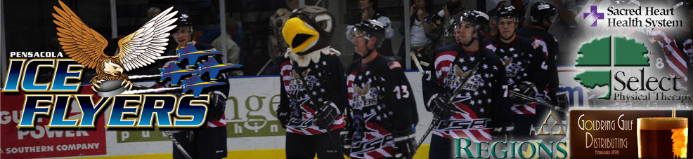 SPHL: Pensacola Ice Flyers